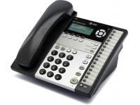 AT&T 1040 16-Button Black Digital Display Speakerphone - Grade A