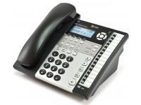AT&T 1080 16-Button Black Analog Display Speakerphone - Grade B