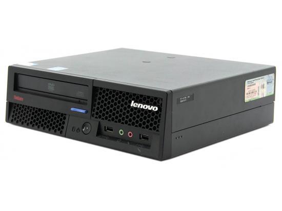 Lenovo ThinkCentre M58 USFF 7359-F5U Computer Core 2 Duo (E7500) 2.93GHz 4GB DDR3 250GB - Grade C