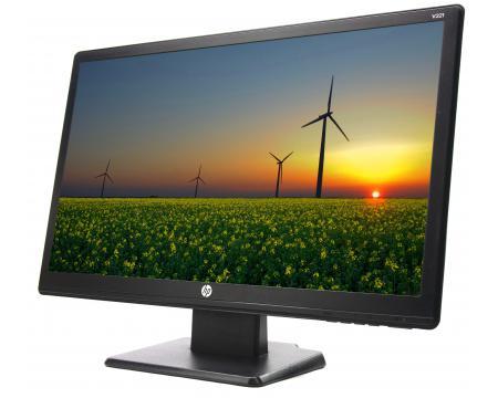 "HP V221 21.5"" Widescreen Black LED LCD Monitor - Grade A"
