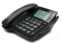 AT&T CL2939 Black Single Line Analog Display Speakerphone