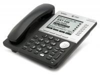 AT&T Synapse SB67030 Black/Silver IP Display Speakerphone - Grade B