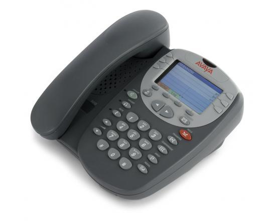 Avaya 5410 12-Button Black Digital Display Speakerphone - Grade A