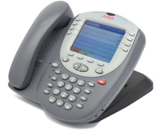 Avaya 5420 24-Button Black Digital Display Speakerphone - Grade A