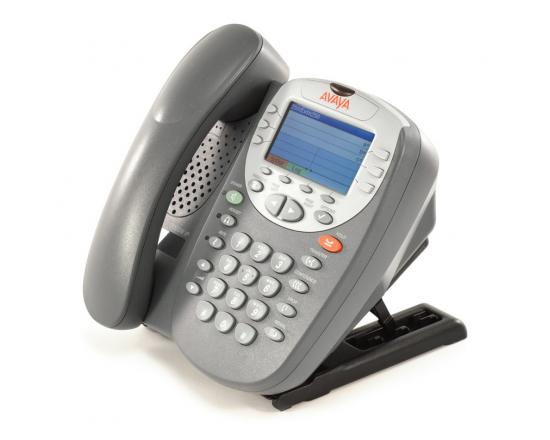 Avaya 5610SW 24-Button Black IP Display Speakerphone - Grade A