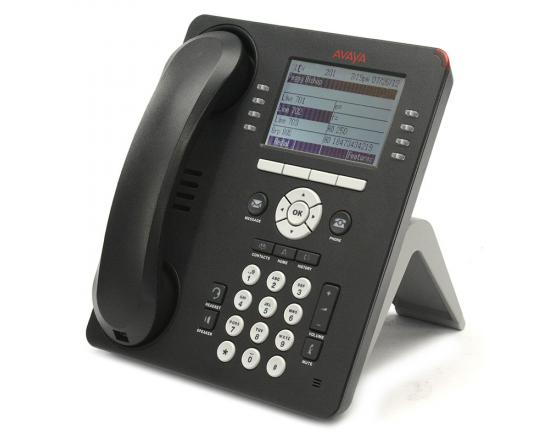 Avaya 9508 24-Button Digital Display Speakerphone W/ Text Keys - Grade A