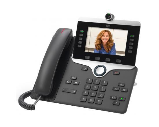 Cisco 8865 Wi-Fi IP Video Phone (CP-8865-K9)