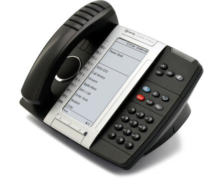 Mitel 5330e VoIP Dual Mode Gigabit Phone (50006476)