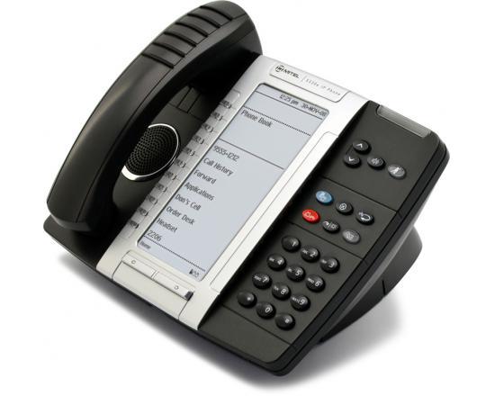 Mitel 5330e VoIP Dual Mode Gigabit Phone (50006476) - Grade A