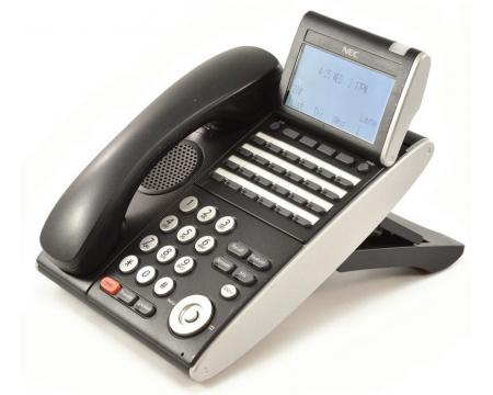 DT300 DTL 24D 1 Black 24 Button Display Phone 680004