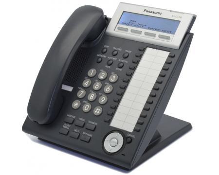 Panasonic KX-DT343-B Black Digital Display Phone