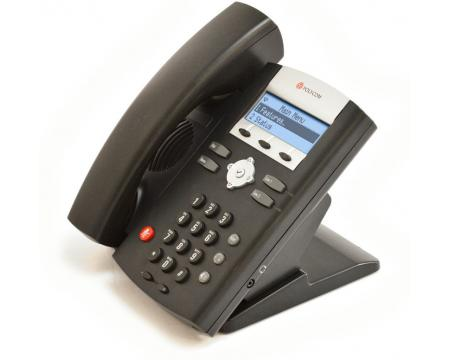 Polycom SoundPoint 331 PoE Display Phone (2200-12365-025)