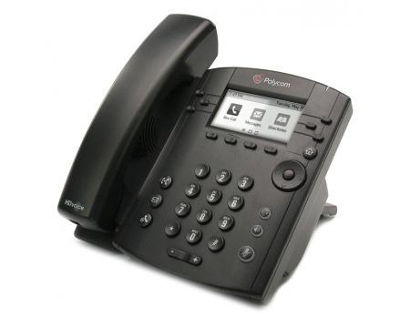 Polycom VVX 311 IP Display Speakerphone - Grade A