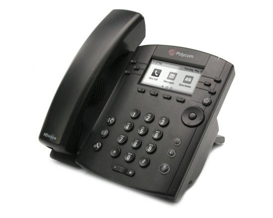 Polycom VVX 311 IP Display Speakerphone - Grade A
