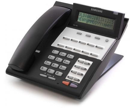 Samsung iDCS 18D 18-Button Black Digital Display Speakerphone - Grade A