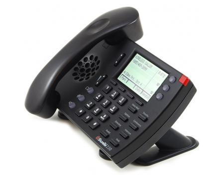 ShoreTel ShorePhone 230 IP Black Phone