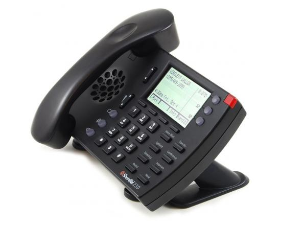 ShoreTel ShorePhone 230 IP Black Phone