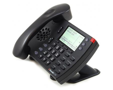 ShoreTel 230G Black 24-Button IP Phone - Grade A