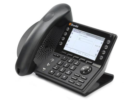 ShoreTel 480G IP Gigabit Display Phone (IP480G)