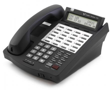 Vodavi Starplus STS 3515-71 Black 24-Button Digital Display Speakerphone - Grade A
