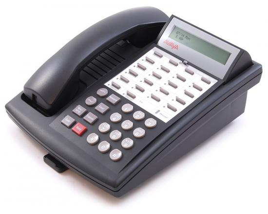 Avaya Partner 18D 18-Button Black Display Speakerphone - Grade A