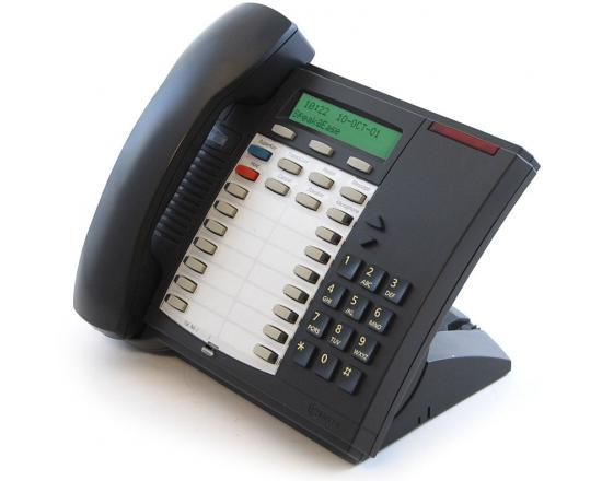 Mitel Superset 4025 14-Button Charcoal Digital Display Speakerphone - Grade A