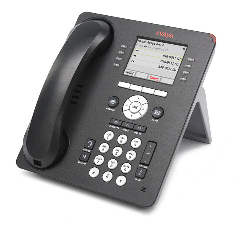 Power Supply Not Included Certified Refurbished Avaya 9641G IP Phone