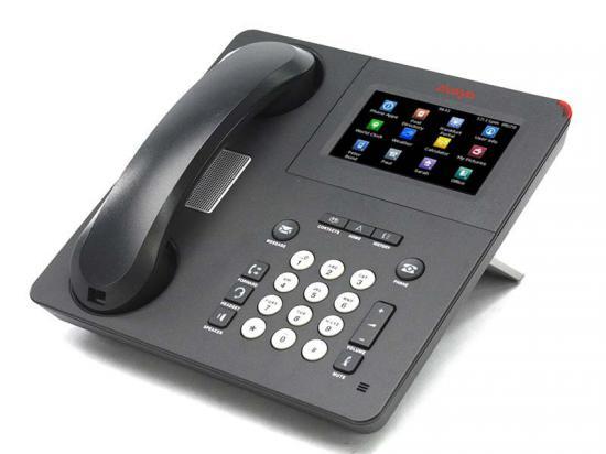 Avaya 9621G IP Touchscreen Display Phone With Text Keys (700480601) - Grade A