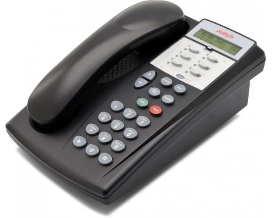 Avaya Partner 6D Series II Black Display Speakerphone - Grade A