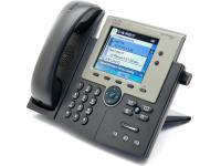 Cisco CP-7945G Charcoal IP Display Speakerphone - Grade B