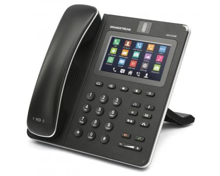 GrandStream GXV3240 Innovative Android OS Video POE IP Phone (963-00026-19A)