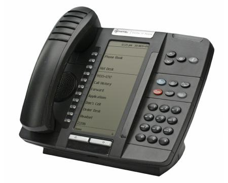 Mitel 5320e Dual Mode Backlit Large Gigabit Phone (50006634)
