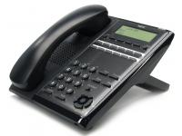 NEC SL2100 Black 12-Button Digital Display Telephone (BE117451)