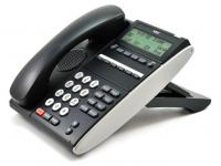 NEC Univerge DT300 DTL-6DE-1 Black 6-Button Display Speakerphone (680001)