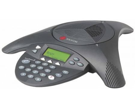Polycom SoundStation 2 EX LCD Conference Phone (2200-16200-001)