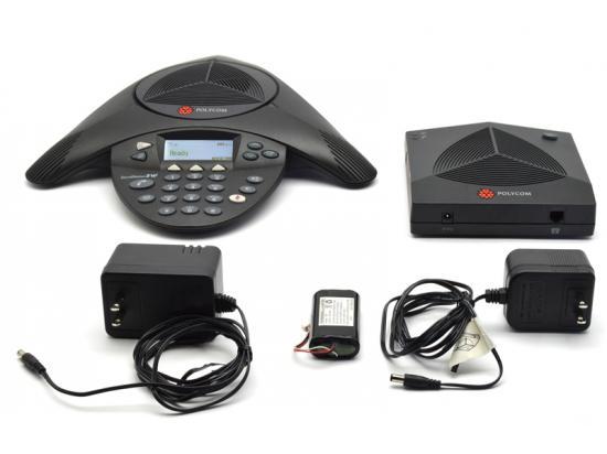 Polycom SoundStation 2W 2.4GHz Wireless Conference Phone (2200-07880-001, 2201-67880-022)