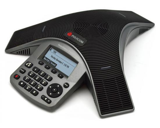 Polycom SoundStation IP 5000 Conference Phone (2200-30900-025, 2201-30900-001)