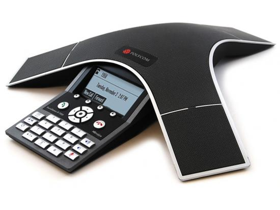 Polycom SoundStation IP 7000 PoE Conference Phone (2201-40000-001) - Grade A