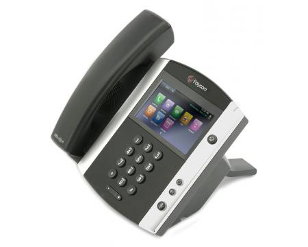Polycom VVX 600 Gigabit IP Phone (2200-44600-025)