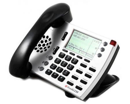 ShoreTel 230 Silver IP Phone (IP230)