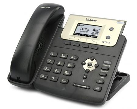SIP-T21P E2 VoIP Phone