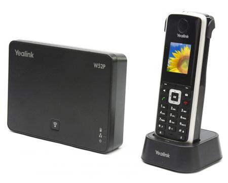 W52P DECT SIP Cordless Phone