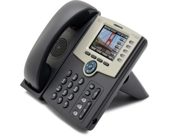 Cisco SPA525G2 Charcoal IP Color Display Speakerphone
