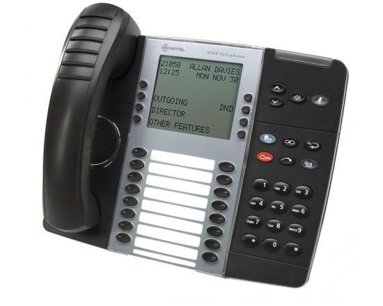 Mitel 8568 Digital Phone (50006123) - Grade A