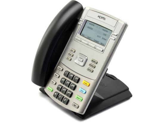 Nortel IP 1120E Display Phone with TEXT Keys (NTYS03)