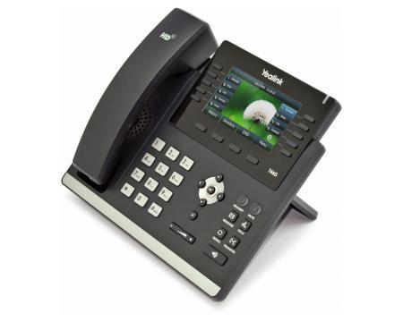 """Yealink T46G Ultra-Elegant Gigabit IP Phone """"Grade B"""""""