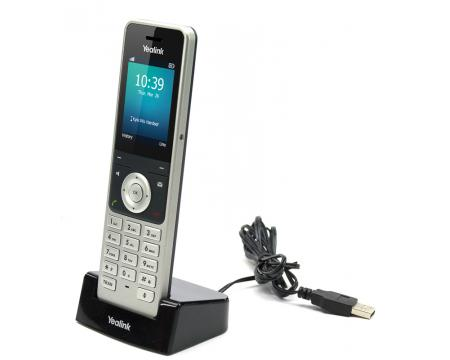 W56H Business IP DECT Cordless Add-On Handset w/Charger