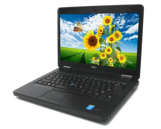 """Dell  Latitude E5440 14"""" Laptop i7-4600U - Windows 10 - Grade C"""