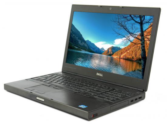 """Dell Precision M4600 15.6"""" Laptop i7-2760QM Windows 10 - Grade A"""