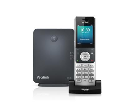 Yealink W60P DECT IP Cordless Phone Package